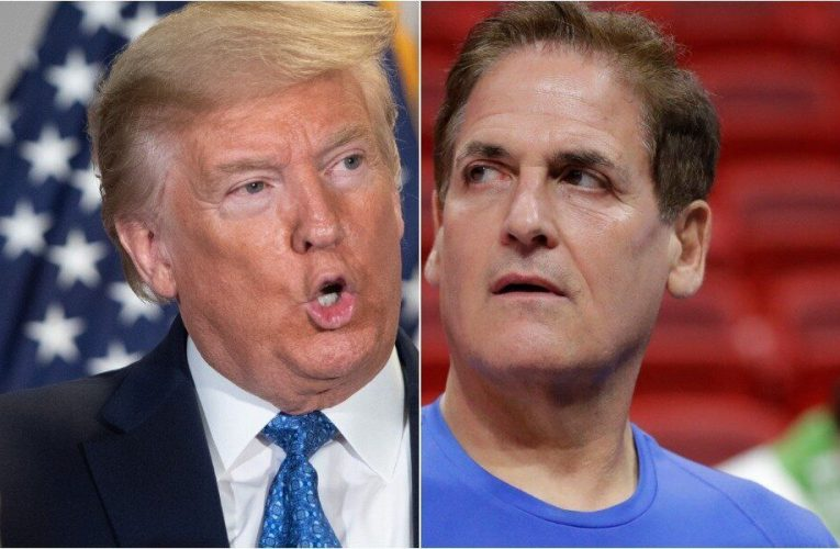 Mark Cuban Goes On One Of Trump's Favorite Shows And Rips Into His 'Victim Card'