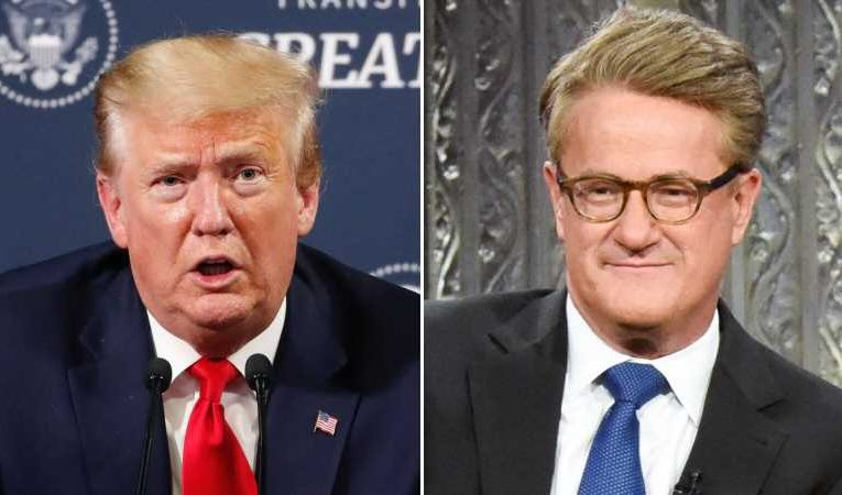 Trump Spreads Baseless Conspiracy Theory Accusing MSNBC Host Of Murder