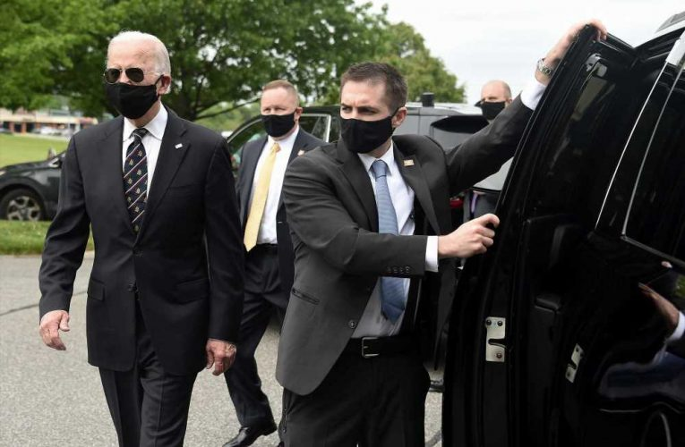 ABC News Reporter's Question About Biden's Coronavirus Mask Does Not Go Well
