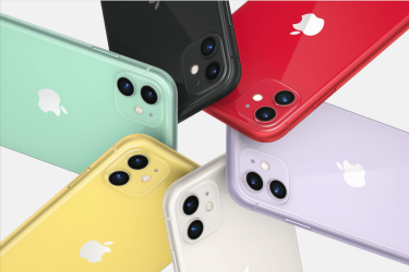 Tempting iPhone 11 deal for £36 a month gets you 45GB data and a YEAR of Apple TV+