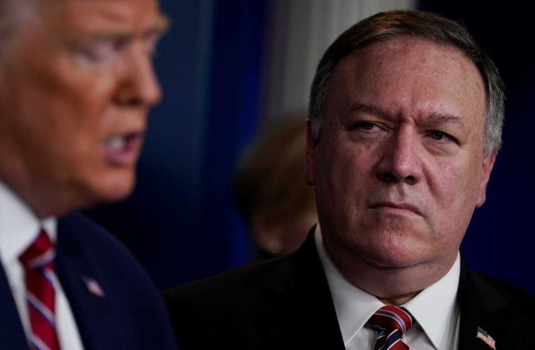 Watchdog Fired by Trump Was Investigating Pompeo, House Foreign Affairs Chair Says