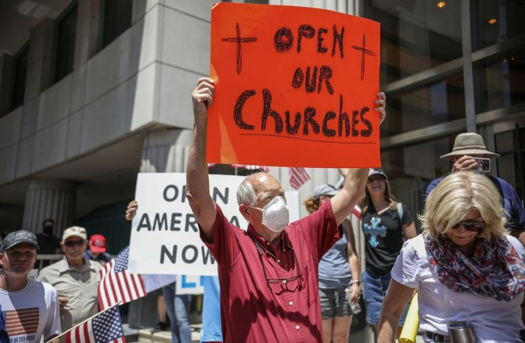 Divided Supreme Court Rejects Churches on Covid Restrictions
