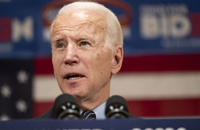 Biden Says He Doesn't Yet Know Who He'll Pick as Running Mate