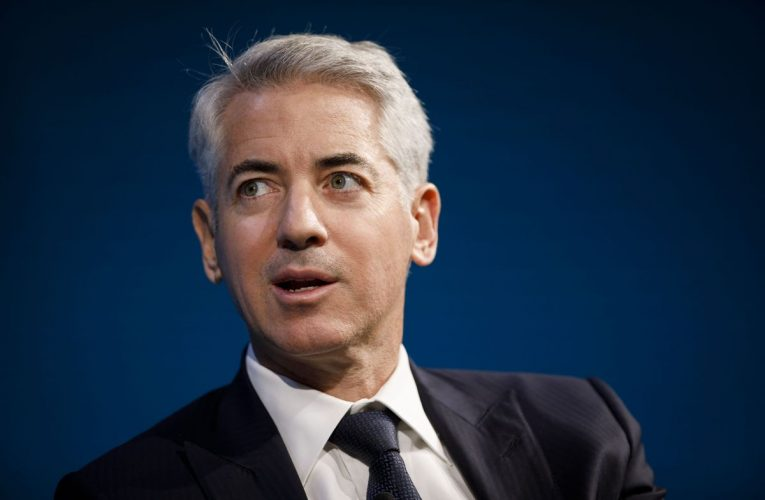 Activist Ackman Reports Stakes in Blackstone, Park Hotels