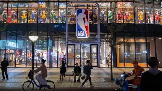 Backlash from China after NBA manager's Hong Kong tweet
