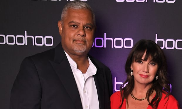 Boohoo founder teams up with biotech firm for Covid-19 home test kit