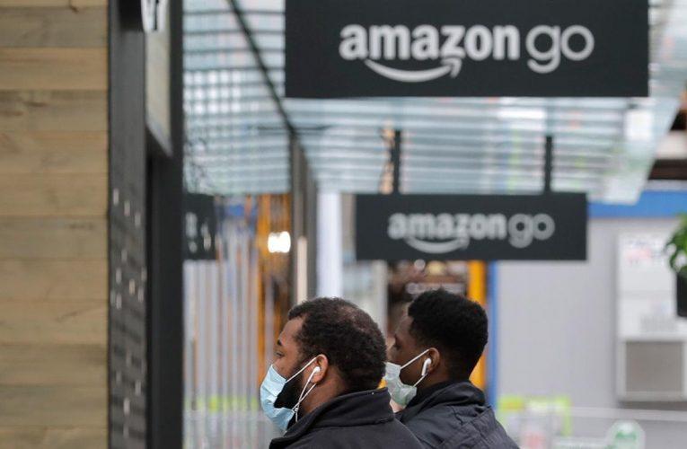 Bezos cheers Amazon's new coronavirus-safe family homeless shelter inside Seattle HQ