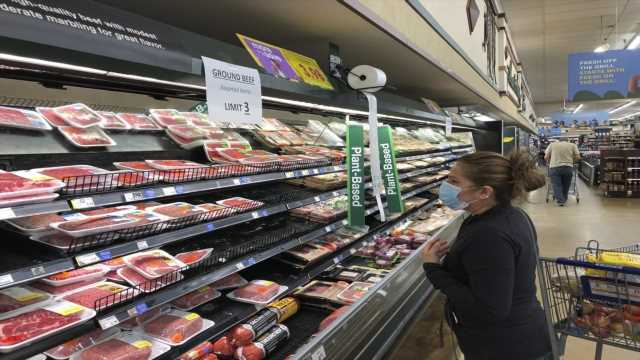 Coronavirus victim's family sues sausage plant where he worked