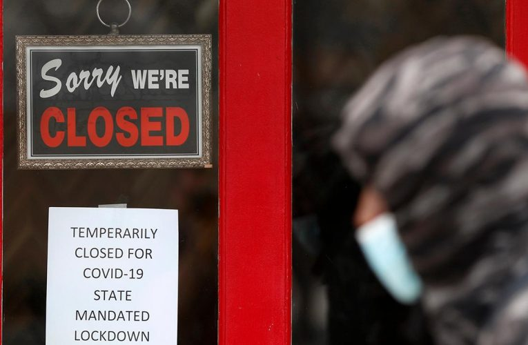 Record jobless claims mean we must heed these lessons from the Great Recession