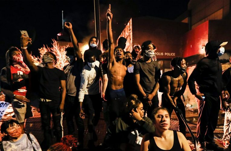 Owner of Ferguson shop demolished in 2014 riots begs protesters to stop destruction