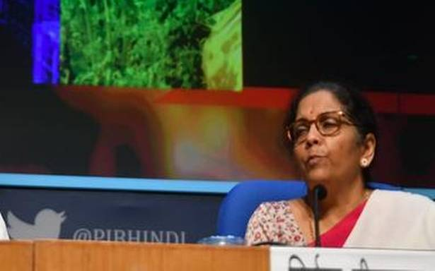 Nirmala Sitharaman announces new law for contract farming in third tranche of economic stimulus package