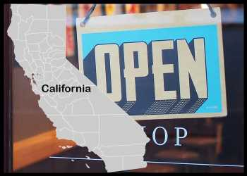 California Reopening More Industries