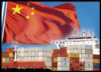 China's Exports Expand Unexpectedly, Imports Fall