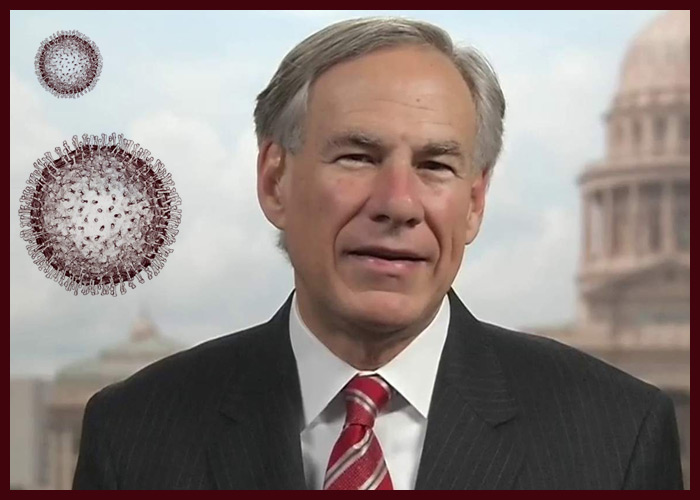 No One Should Be Jailed For Violating Executive Order: Texas Governor