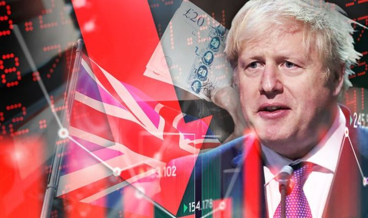 UK economy warning: Britain was 'already heading into a crisis' – now faces black hole