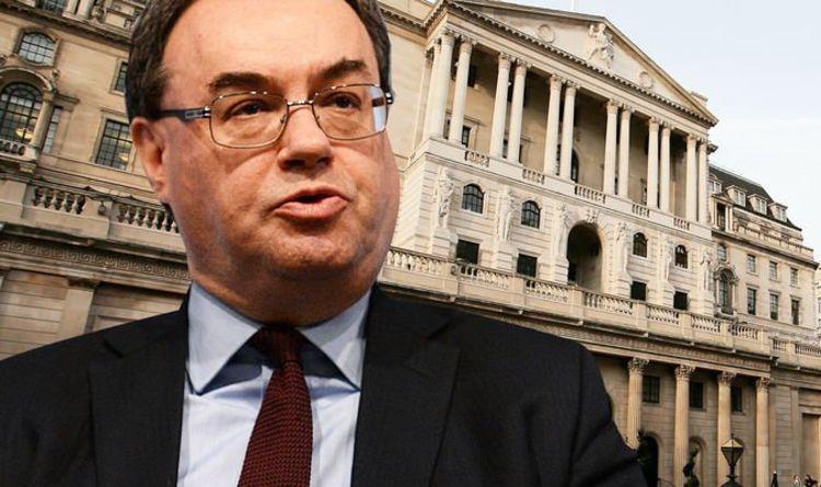 UK on brink of insolvency due to devastation of coronavirus admits Bank of England