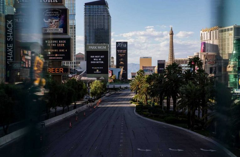 Vegas Is Reopening. But When Will The Jobs Return?