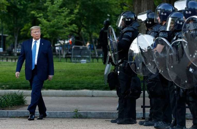 AG Barr Defends Force Against D.C. Protesters, Says 'They Were Not Peaceful'