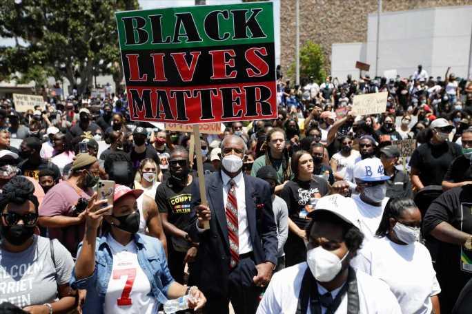 Push To Reform U.S. Police Intensifies Ahead Of George Floyd Funeral
