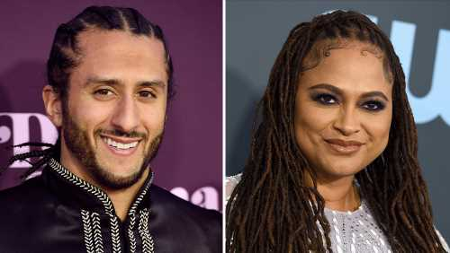 Colin Kaepernick & Ava DuVernay Team Up For Netflix Limited Series About Activist Ex-NFL Player's Teen Years