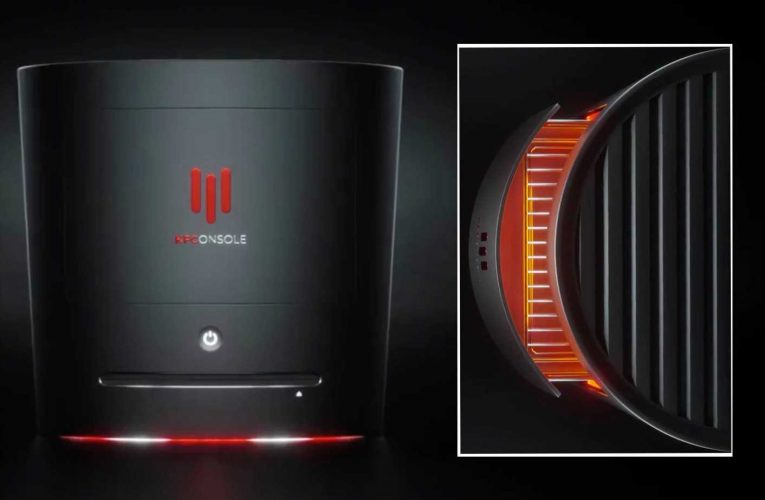 KFC unveils '4K gaming console' to rival PS5 and Xbox Series X – with built-in 'chicken chamber'