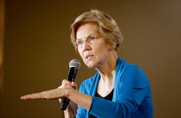 Elizabeth Warren's New Target: 'Egregious' Conflicts of Interest in Trump's COVID-19 Response
