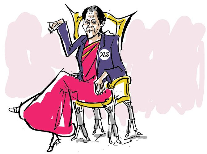 The Marie Antoinette of Indian politics