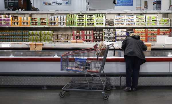 Costco Re-Imagines Its Food Samples in Era of Social Distancing