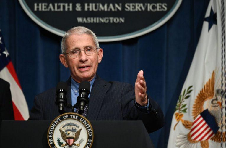 U.S. Cases Up 1.7%: Fauci Urges Public to Do More: Virus Update