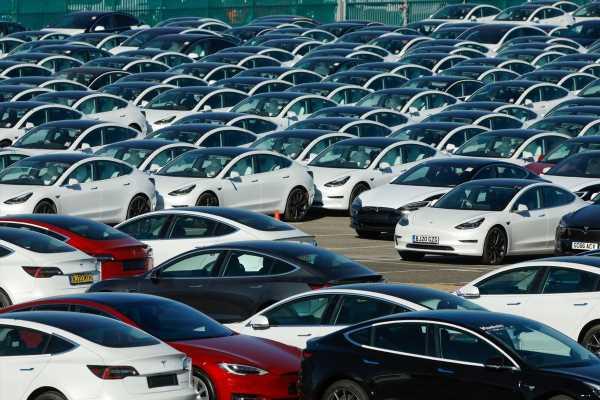 Tesla Nears Historic Milestone of World's Most Valuable Carmaker