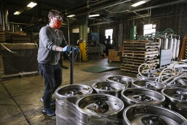Millions of Gallons of Stale Beer Is One Hangover From Lockdown