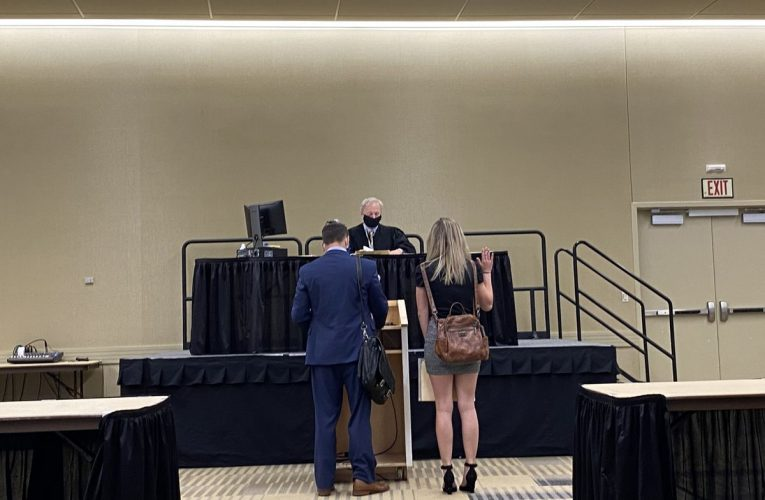 The ColumbusConvention Center Is Now aPandemic Housing Court