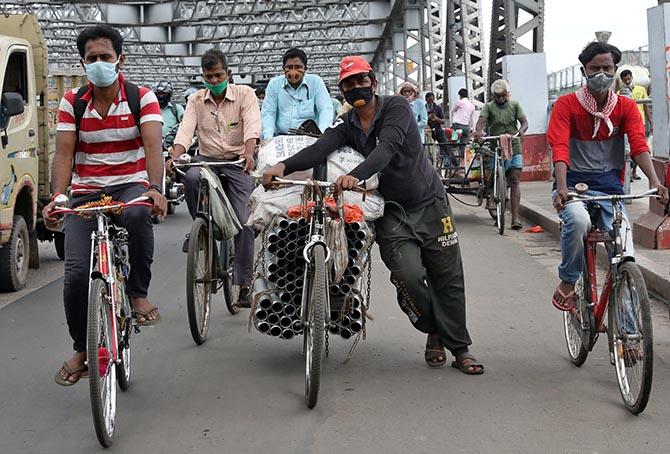 Hurrah! Unemployment rate falls sharply as India unlocks