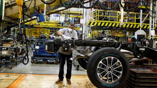 How Ford plans to safely reopen US plants