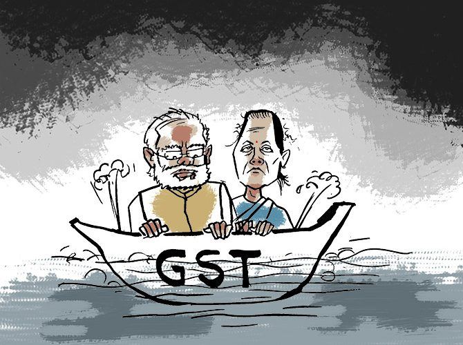 States' GST woes mount as April collections plunge