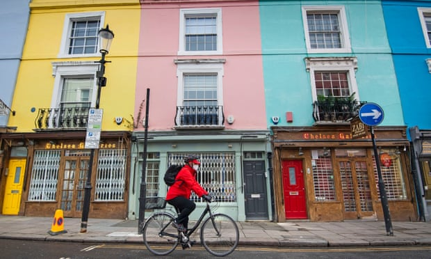 Bike boom: UK sales up 60% in April as Covid-19 changes lifestyles