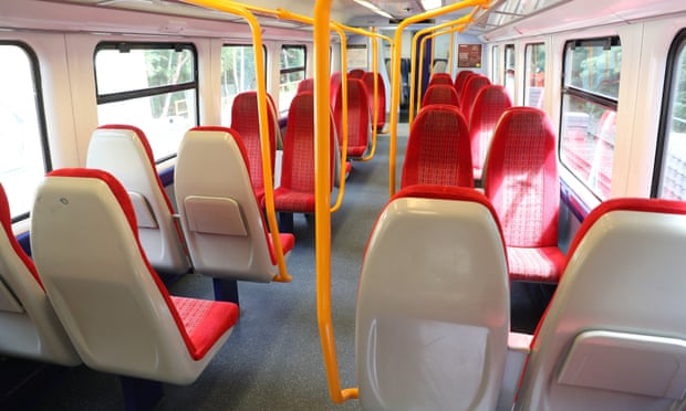Rail subsidies costing UK taxpayer £100 per journey in lockdown