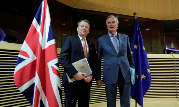 EU has no legal duty to give UK trade privileges, document says