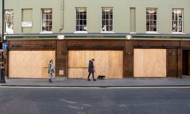 London landlord Shaftesbury 'will collect only 50% of rents'