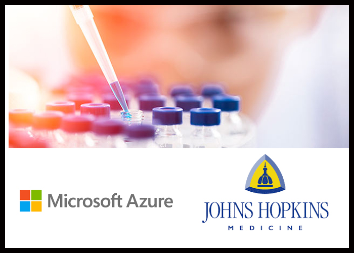 Microsoft Azure To Help In Johns Hopkins Medicine's Discoveries