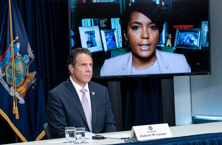 Atlanta Mayor Slams Governor For Trying To Gag Her On Face Mask Mandate