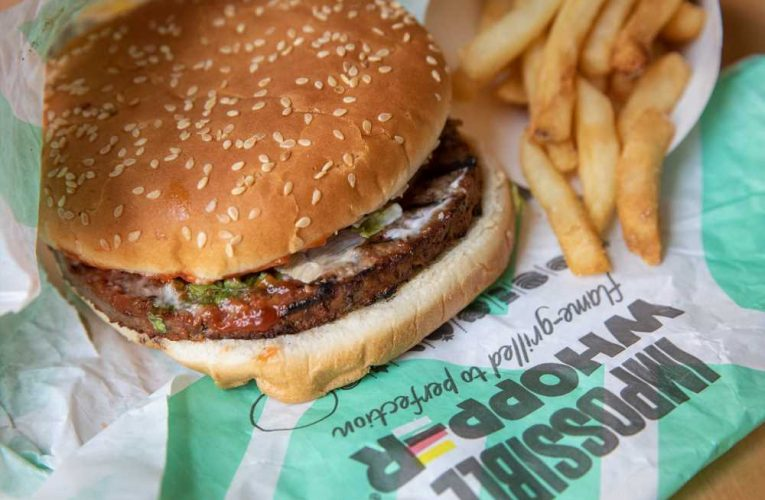 Judge tosses vegans' lawsuit over Burger King's 'Impossible Whopper'