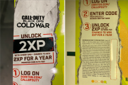 New Call of Duty Black Ops Cold War 'CONFIRMED for October launch' by Doritos crisp packet leak
