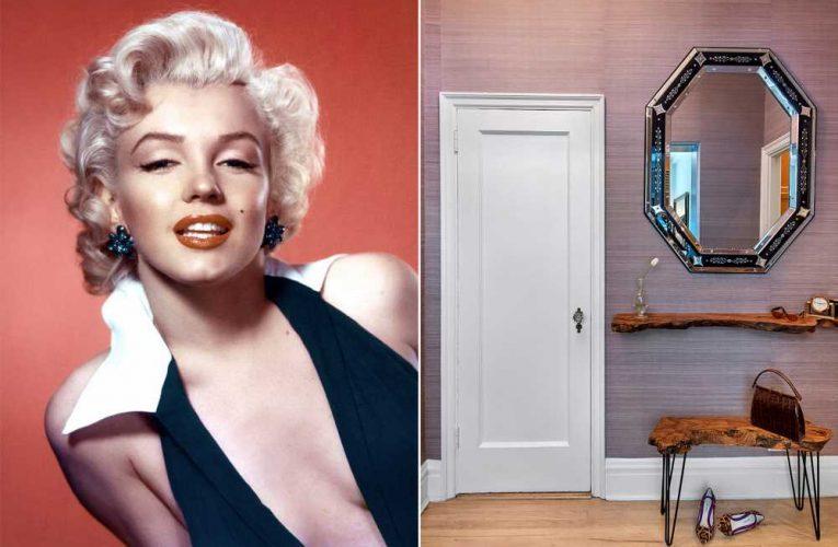 Marilyn Monroe's former shrink's office for sale