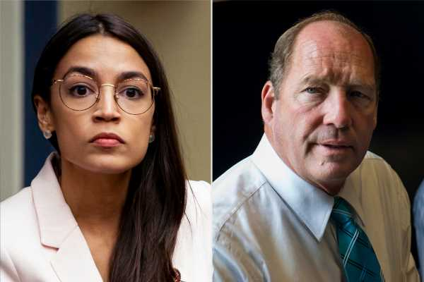 Congressman Apologizes After 'Disgusting' Altercation with Fellow Rep. Alexandria Ocasio-Cortez