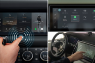 Jaguar creates 'contactless touchscreen' that knows where you'd press – to control gadgets or your car