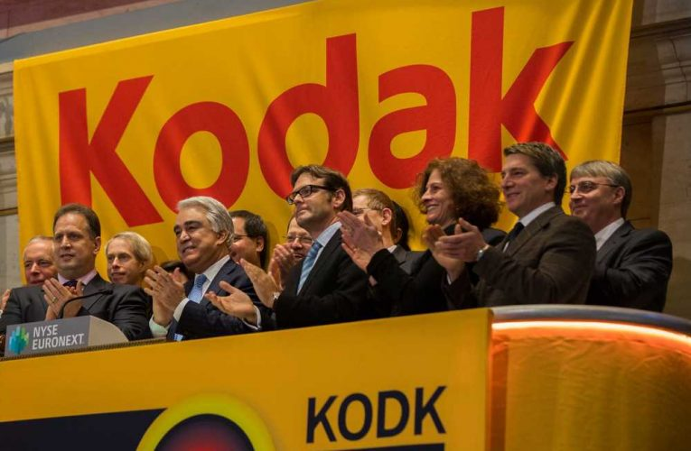 Move over Tesla: Robinhood day-trading crowd finds a new speculative favorite in Kodak