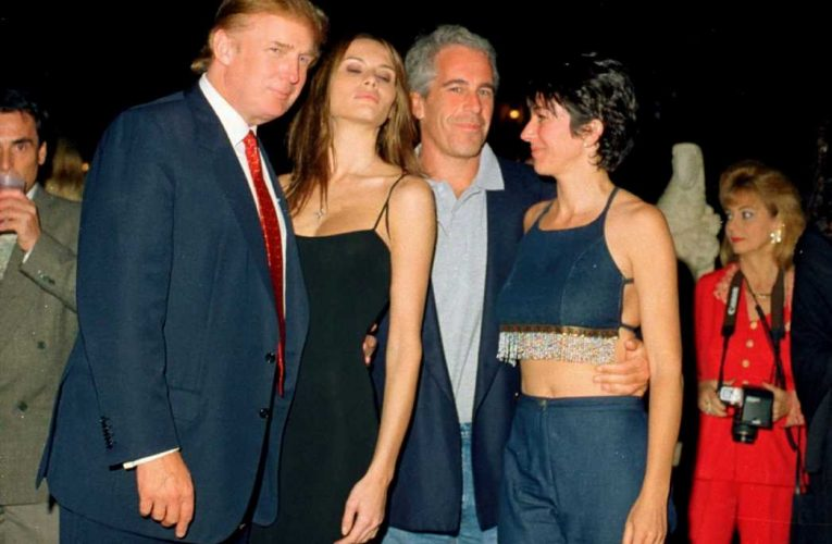 Trump on accused Epstein sex crimes accomplice Ghislaine Maxwell: 'I wish her well'