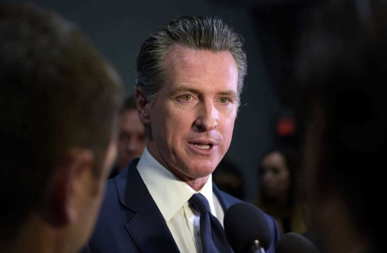 California reports record daily increase in coronavirus cases as it becomes worst-hit state in the U.S., Newsom says