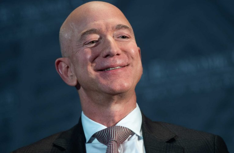 Jeff Bezos: This experience growing up 'really made a big impression on me'